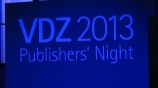 VDZ Publishers Night Berlin 2013