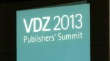 VDZ Publishers Summit Berlin 2013